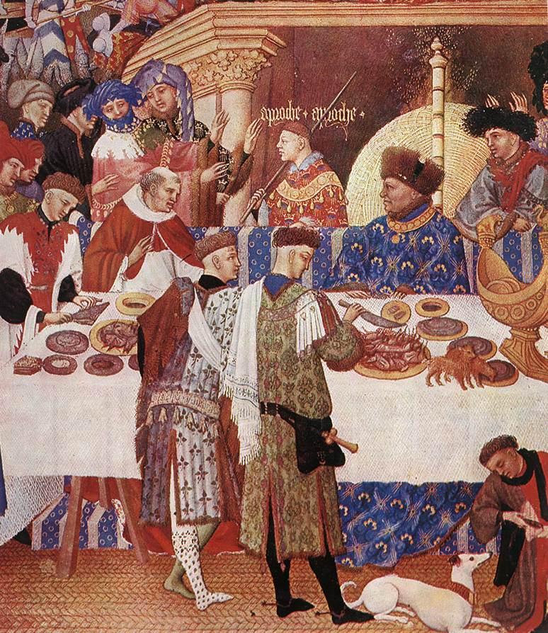 Средневековье живопись для неграмотных образ бога