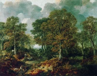 ТОМАС ГЕЙНСБОРО (1727–1788) » О искусстве